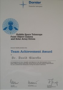 HST award